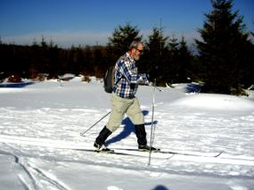 Haus ski de fondl